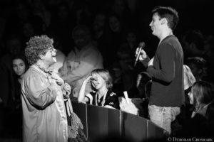Silent Clown Unplugged: A Sneak Peek at Barry Lubin's Memoirs
