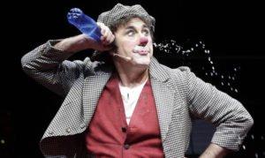 Laribling: David Larible Premiers His New Show in Madrid