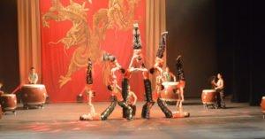 The Peking Acrobats on Tour