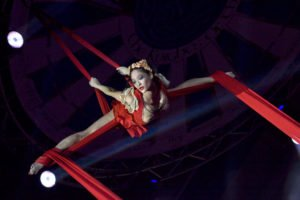 World Circus Day Celebrated in Mexico City with 12-hour Circus Show