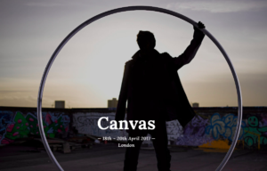 Canvas 2017: One Circus Marketplace Under Four Roofs