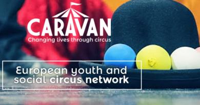 Exploring European Youth and Social Circus with Caravan Circus Network