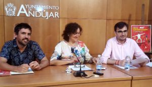An Avant-Garde and Contemporary Circus Will Erupt in Andújar