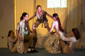 NoFit State's 250 Years Young Circus Exploration