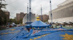 Newly for-Profit Big Apple Circus Returns to Public Park