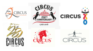 Vote for the Best Circus Logo for the 250th Anniversary of Traditional Circus