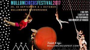 Behind the Scenes at Mullum Circus Festival With Ciara Thorburn