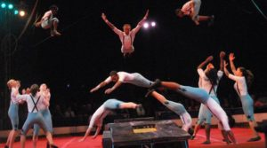 Cirque du Soleil Supports Circus Harmony and Other Social Circuses