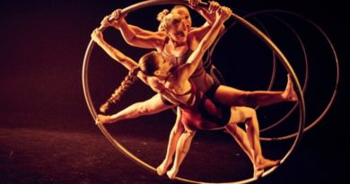 250 Years of Circus: the Truth Behind the Cyr Wheel