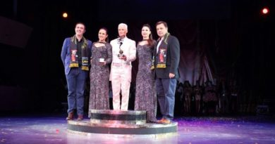 The Astronauts Won at the International Circus Festival of Albacete