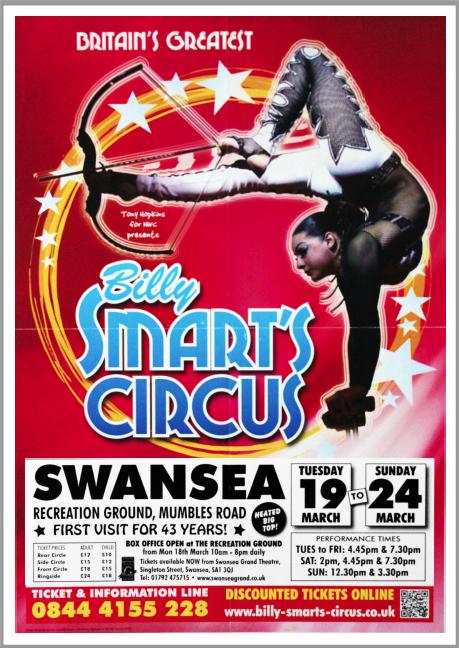 250 Years of British Circus Posters! - CircusTalk