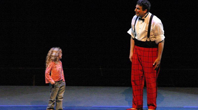 The Secret Life of Clowns by Jeff Raz: Part Storytelling, Part