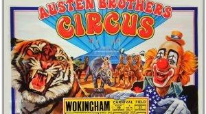 250 Years of British Circus Posters!