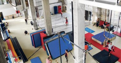 Why UK Circus Artists Are Lining Up to Train at Belgium's Ecole Superieure des Arts du Cirque