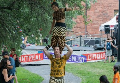 Early Notice–Montréal Complètement Cirque Call for Proposals