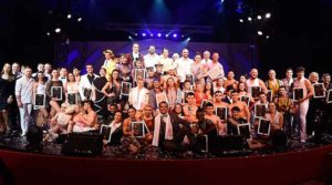 Brazilian Artists Shine at the 1st International Circus Contest of Brazil