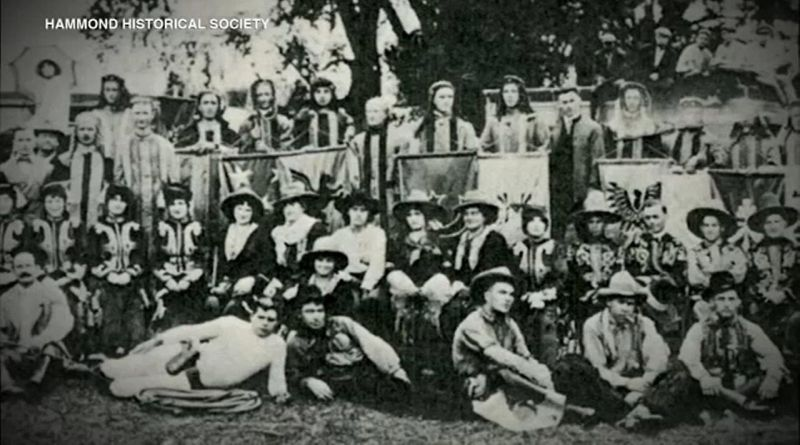 Circus Performers Killed in Hammond Train Crash Remembered 100 Years Later