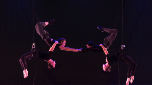 Meet the Circus Festival: Frequent Flyers Aerial Dance Festival