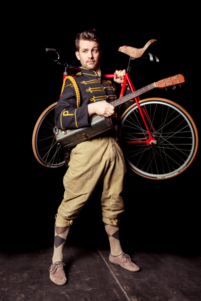 Australian circus, circus superpower, Montreal circus, David Carberry