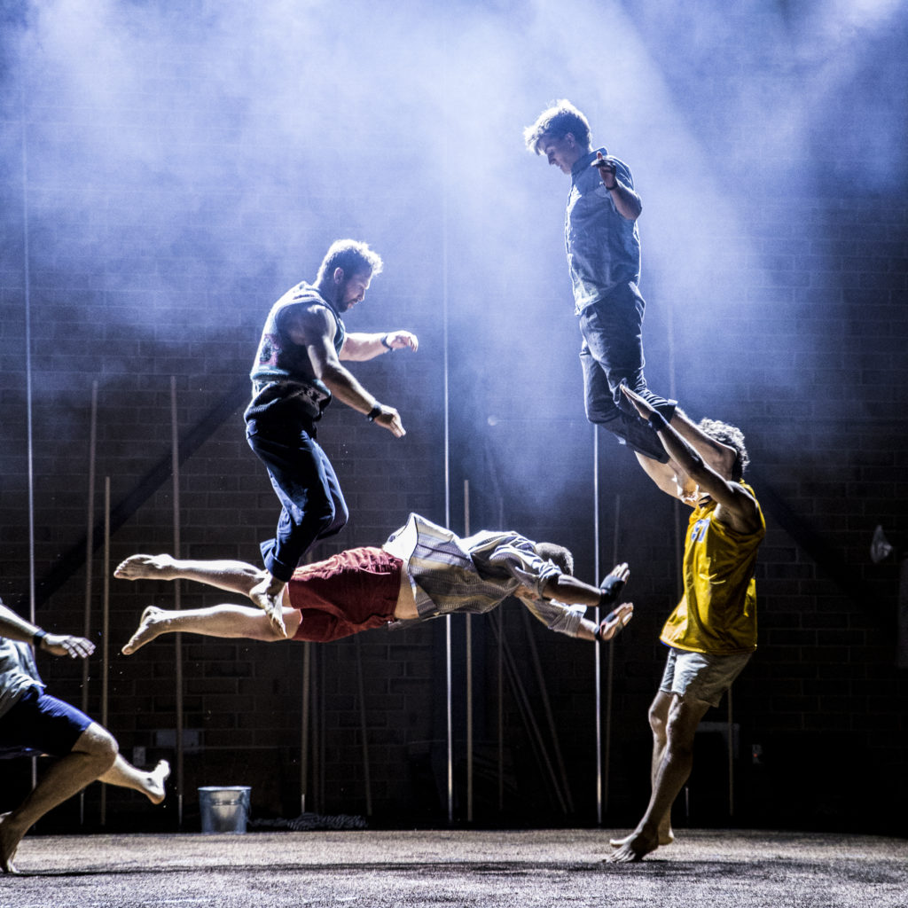 Gravity and Other Myths, Australian circus