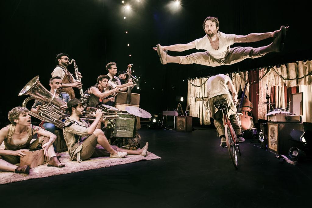 Australian circus, circus superpower, Montreal circus