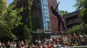 Experiential Learning in Contemporary Circus–A Seminar in Montreal