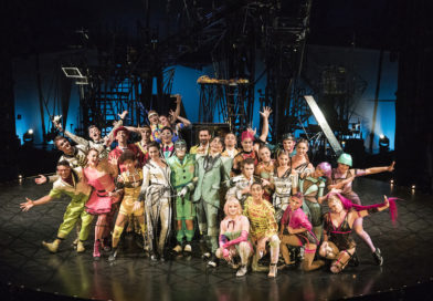 Cirque du Soleil's <em>BAZZAR</em> Faces East for a New Audience in India and Africa
