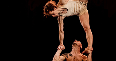 Dance and Contemporary Circus Merge in New Master's Course