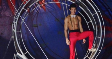 Tragic Circus Performer Named as Appeal is Launched to Get Him Home to His Family