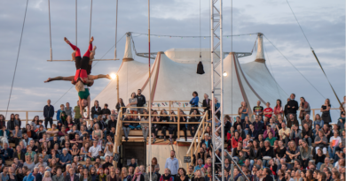 Berlin Circus Festivals' 4th Edition Offered Variety & Space for Reflection