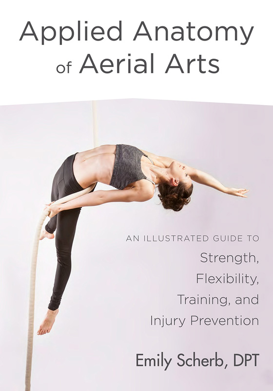 Applied Anatomy of Aerial Arts–A Treasure for Circus