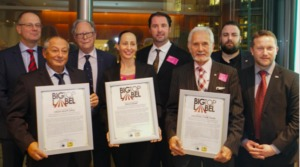 Press Release–A New Era in Circus Arts: the First Big Top Label Prizes Awarded