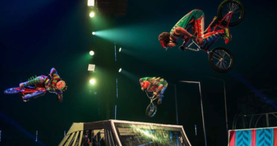 Cirque du Soleil Performer Falls off BMX Bike During SF 'Volta' Performance