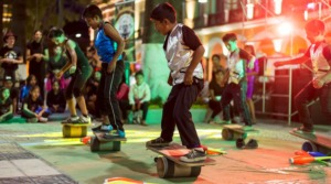 From the Streets to the Sky: Fundación EnseñARTE Bolivia