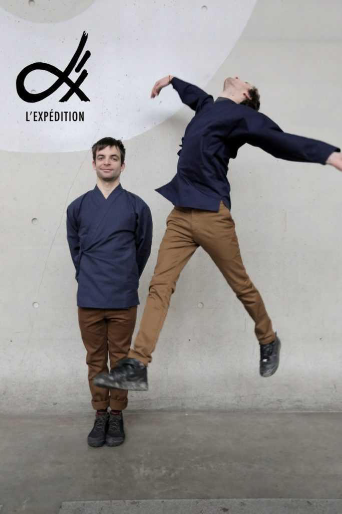 French juggling company L'Expidition