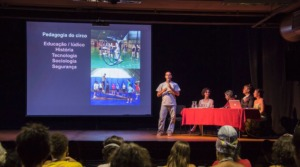 From the Community to the University, and Back Again: Circus Research in Brazil