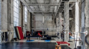 ESAC, A Contemporary Circus Sanctuary for the Virtuously Ambitious in Belgium