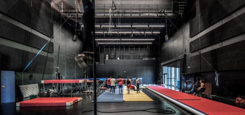 ESAC circus school