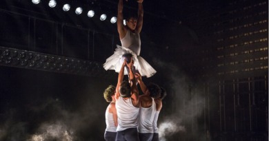 Programming Contemporary Circus Preserves the Ludique in Life