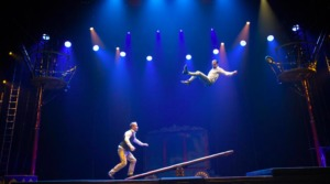 Circus Flora's 33rd Season Takes Audience Members On Flying Adventure Inside Schnucks Grocery Store
