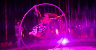Roll Up, Roll Up and Join Us at a Great British Circus Revival