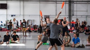 How to Do It All at The 42nd European Juggling Convention–Quick Talk with Jane Randall