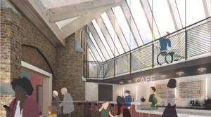 Jacksons Lane Redevelopment to Benefit 'Artists and Audiences'