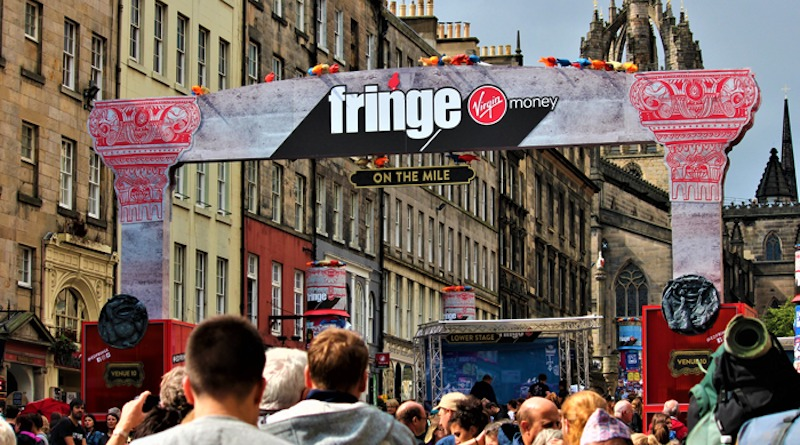 Arts Council England to Set Up Theatre Showcase at Edinburgh Festival Fringe