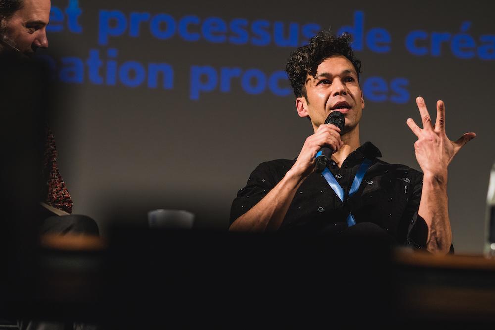 Conference speaker