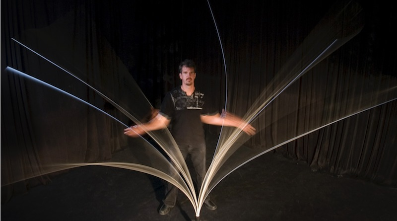 Greg Kennedy–From Cirque du Soleil to Juggling Inventions in the Workshop & Beyond