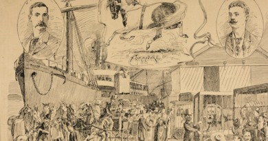 Australian Circus at the Hub of Global Entertainment: Histories and Consequences