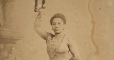The Untold Story Of Europe's First Black Female Circus Star