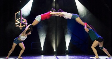 Salto International Circus School–Portugal's Professional Circus School Helps Students Discover Their Full Potential