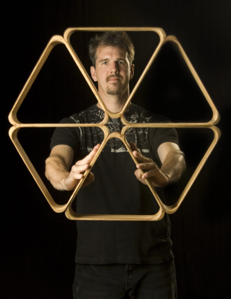 Rhombi for juggling